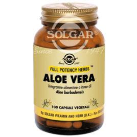 Aloe Vera | Integratore Solgar