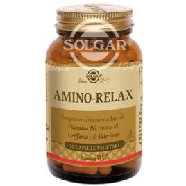 Amino-Relax | Integratore Solgar