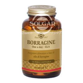 Borragine One a Day GLA | Integratore Solgar