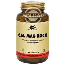 Cal Mag Rock | Integratore Solgar