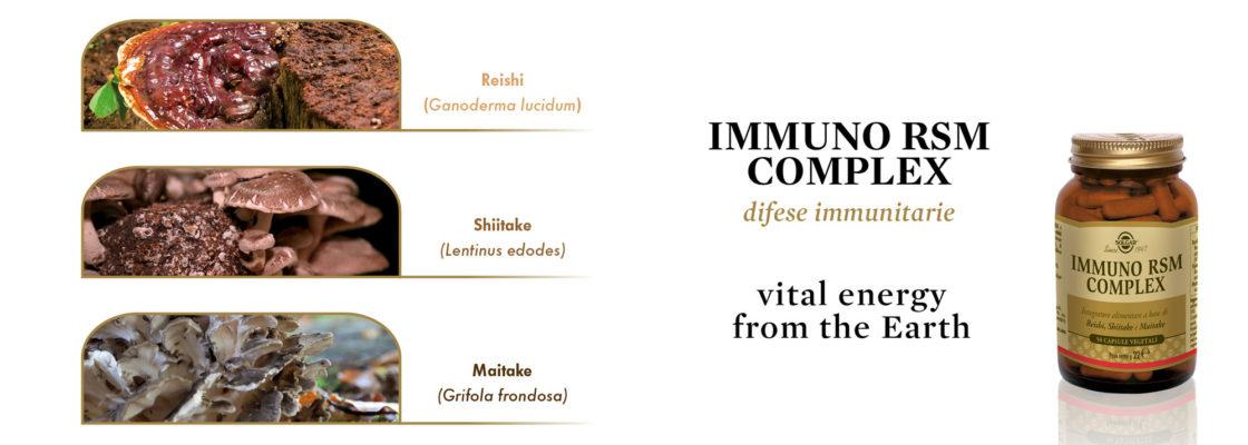 Solgar | Immuno RSM Complex