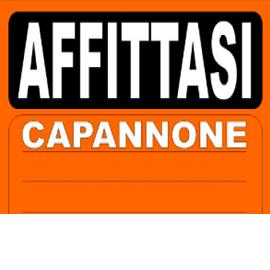 Affittasi capannone a Cappella Maggiore