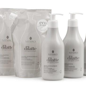 Linea DiLatte | Novità Nature's – Biosline in Erboristeria