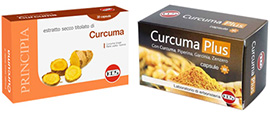 Curcuma con piperina | Prodotti novità in Erboristeria