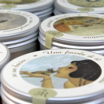 LA REGGIA DEL TE' DI TORINO | Nuova linea sul mondo del tè