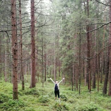 SHINRIN-YOKU – BAGNO NELLA FORESTA | 4 Luglio 2020